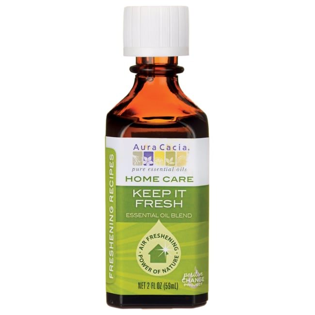 Aura CaciaHome Care - Keep It Fresh Essential Oil Blend