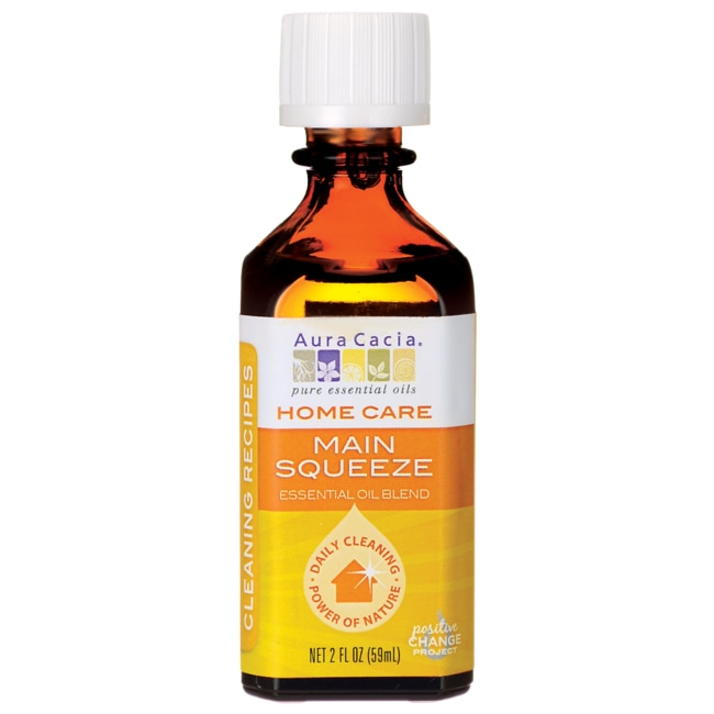 Aura CaciaHome Care- Main Squeeze Essential Oil Blend
