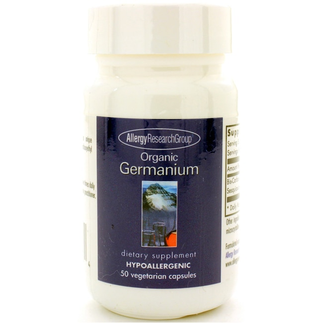Allergy Research GroupOrganic Germanium