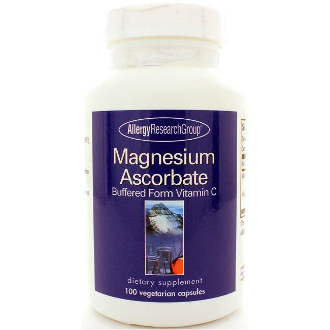 Allergy Research Group Magnesium Ascorbate