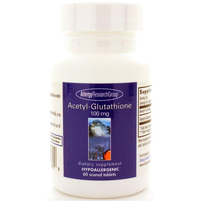 Allergy Research Group Acetyl-Glutathione