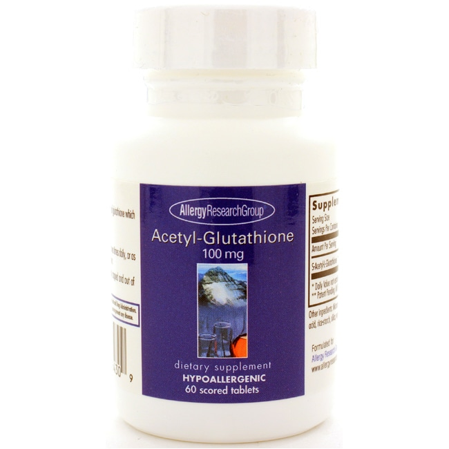 Allergy Research GroupAcetyl-Glutathione