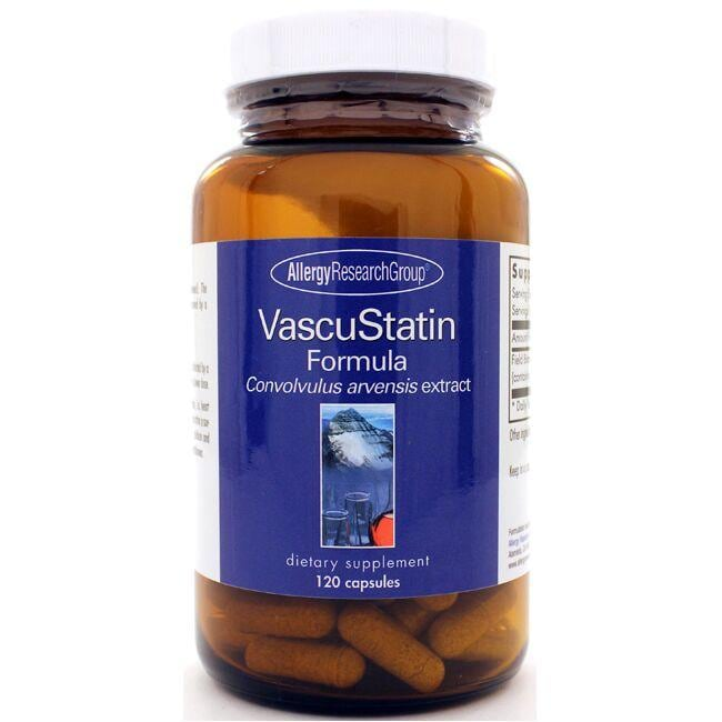 Allergy Research Group VascuStatin Formula
