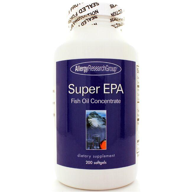 Allergy Research Group Super EPA Fish Oil Concentrate