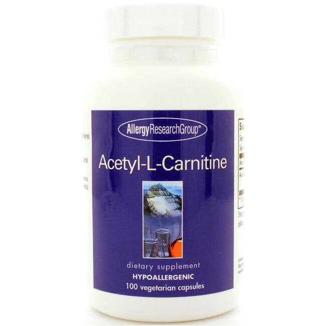 Allergy Research Group Acetyl-L-Carnitine