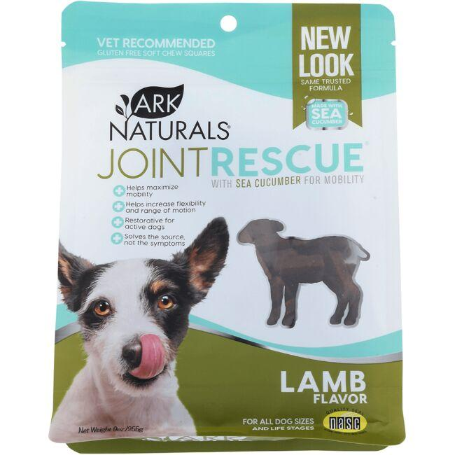 Ark Naturals Sea Mobility Joint Rescue Lamb Chews