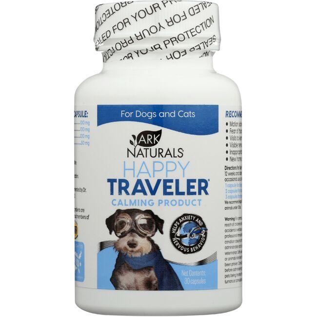 Ark Naturals Happy Traveler for Dogs & Cats