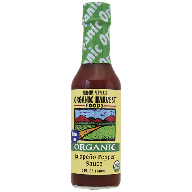 Arizona Pepper ProductsOrganic Jalapeno Pepper Sauce