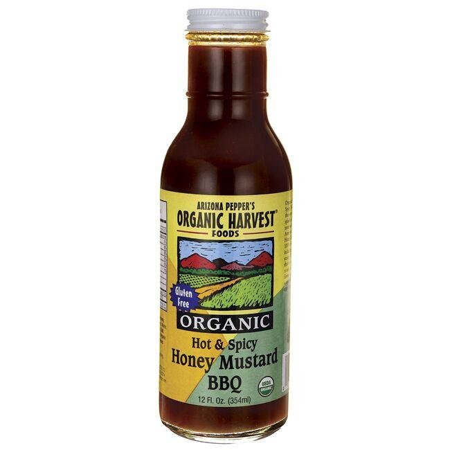 Arizona Pepper Products Organic Hot & Spicy Honey Mustard BBQ