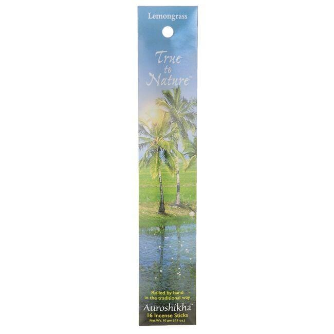 Auroshikha Incense - Lemongrass