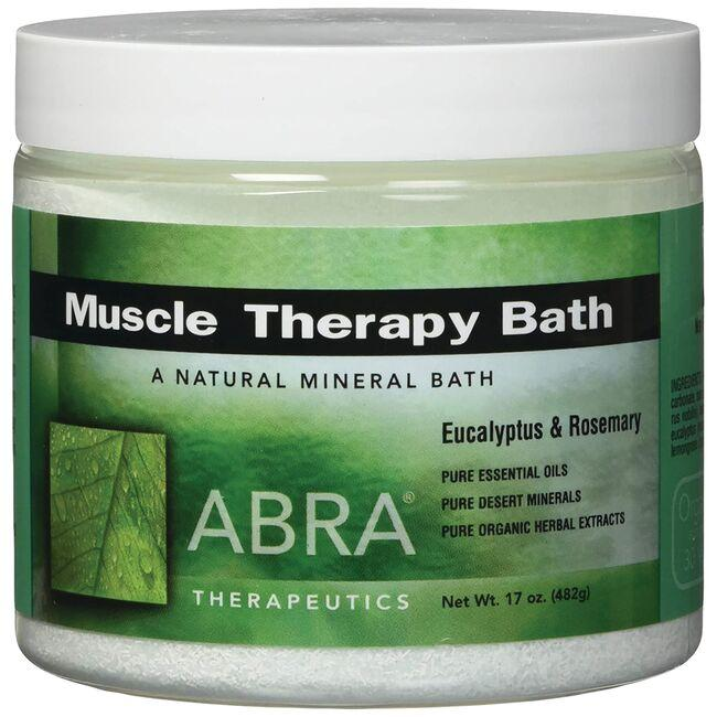 Abra Therapeutics Muscle Therapy Bath
