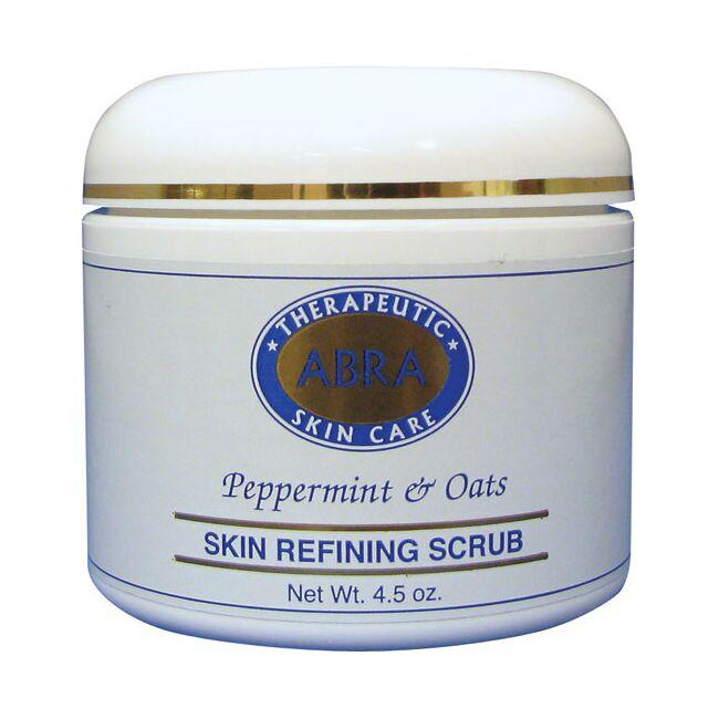Abra Therapeutics Skin Refining Scrub Peppermint & Oats