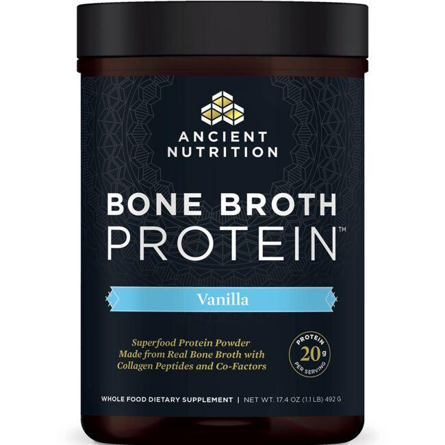 Ancient NutritionBone Broth Protein - Vanilla