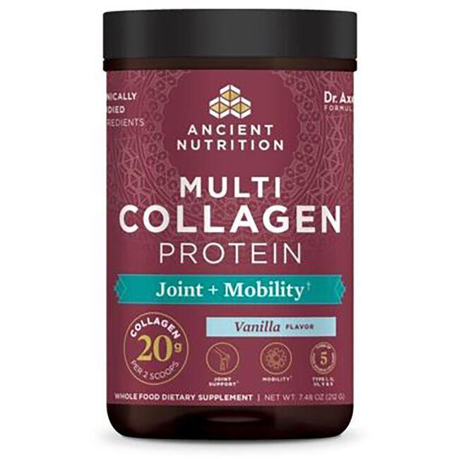 Ancient NutritionMulti Collagen Protein Joint + Tissue - Vanilla