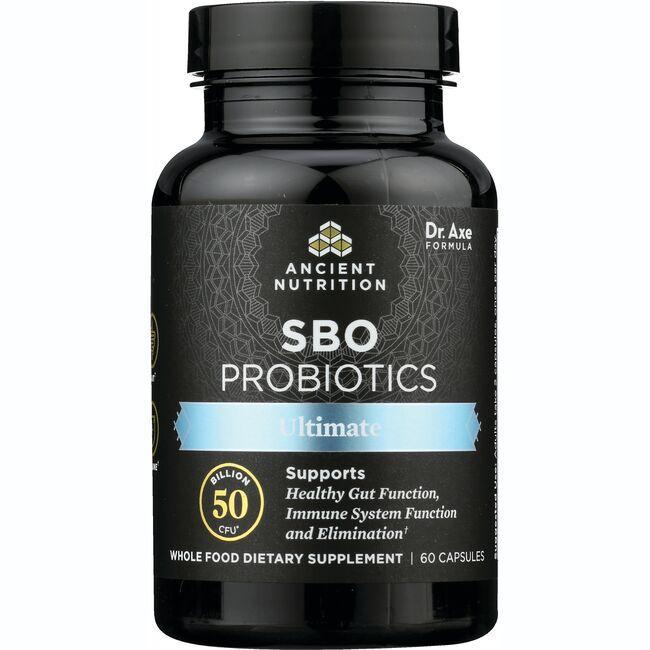 Ancient NutritionSBO Probiotics Ultimate
