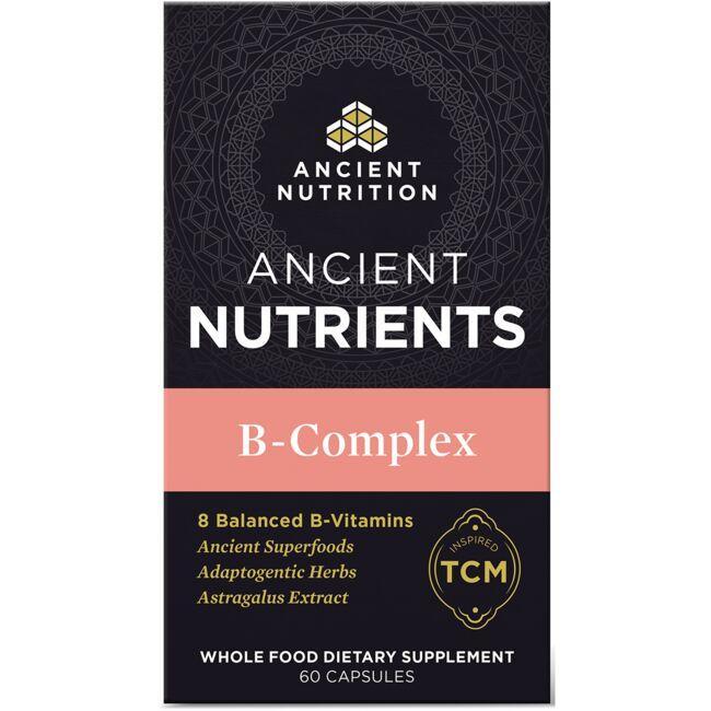 Ancient NutritionAncient Nutrients B Complex