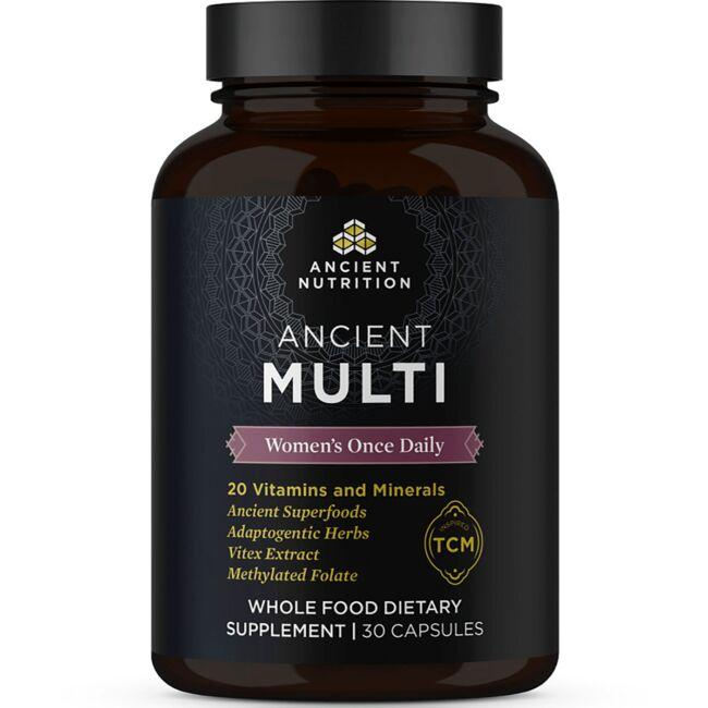 Ancient NutritionAncient Multi Women's Once Daily