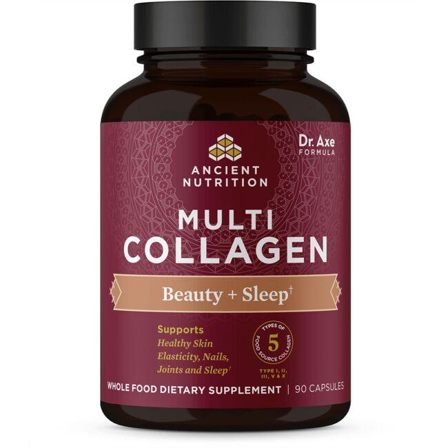 Ancient NutritionMulti Collagen Beauty + Sleep