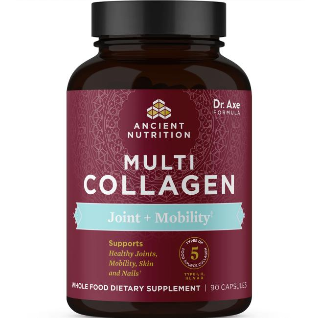 Ancient NutritionMulti Collagen Joint + Mobility
