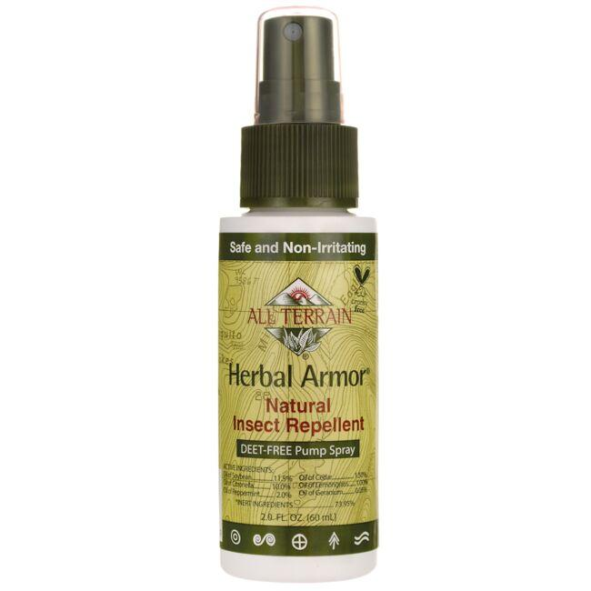 All Terrain Herbal Armor Natural Insect Repellent Pump Spray