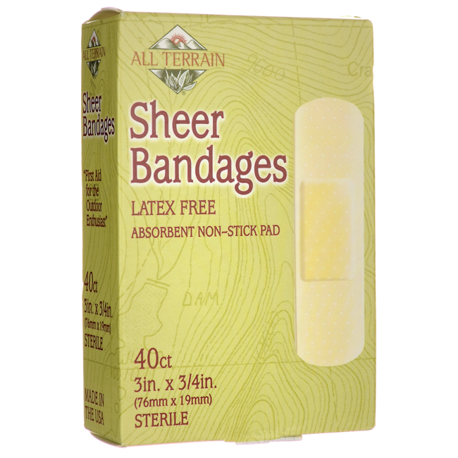 All TerrainSheer Bandages