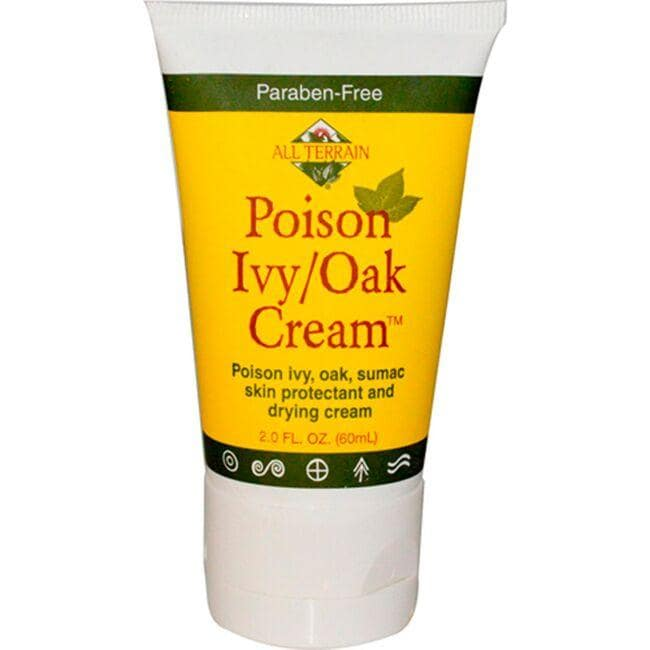 All Terrain Poison Ivy / Oak Cream