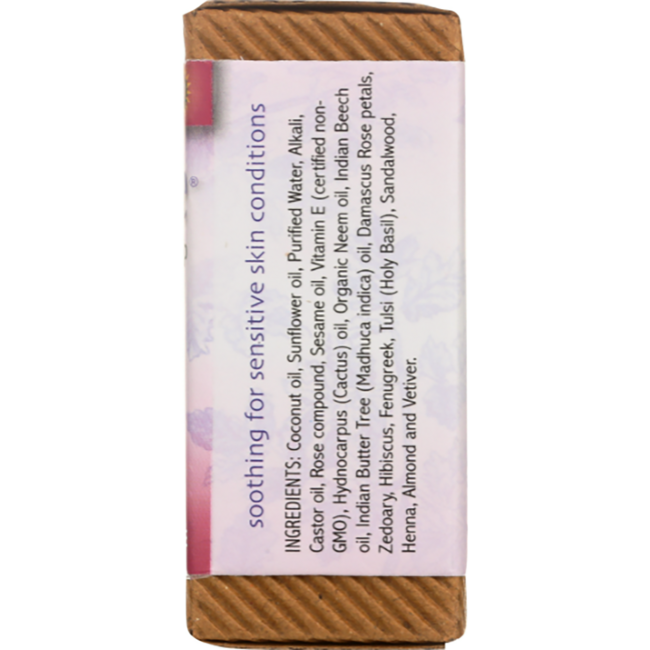 AuromereAyurvedic Bar Soap Himalayan Rose