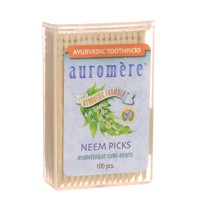 AuromereAyurvedic Neem Picks