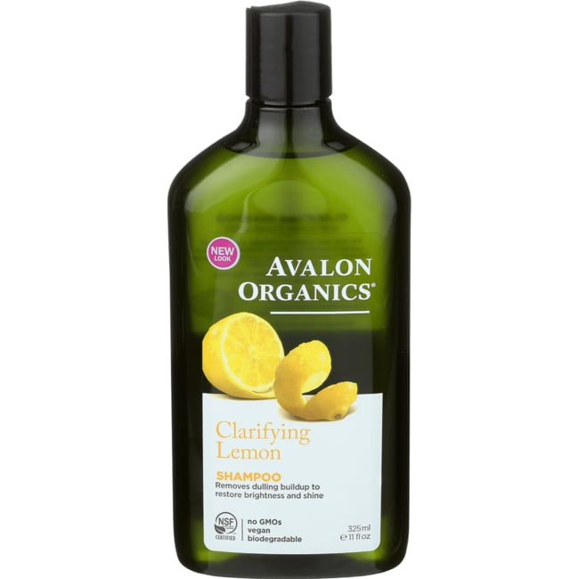 Avalon OrganicsLemon Clarifying Shampoo