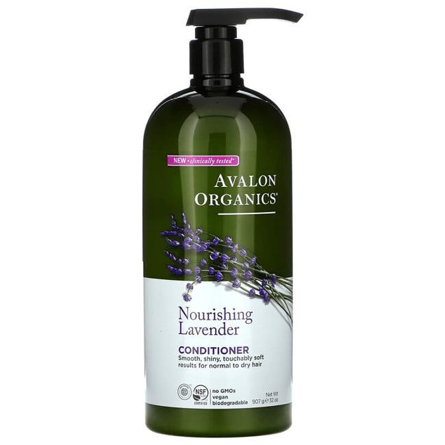 Avalon Organics Nourishing Lavender Conditioner