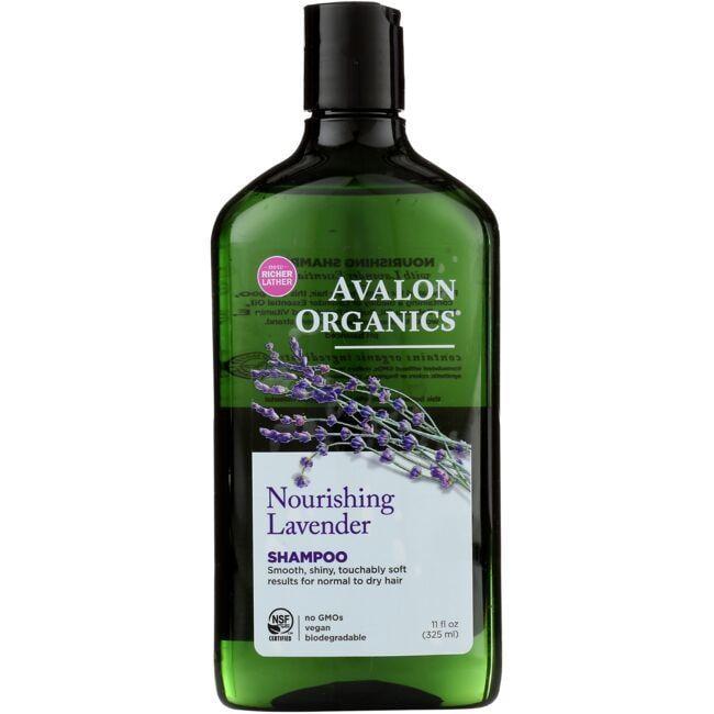 Avalon OrganicsNourishing Lavender Shampoo