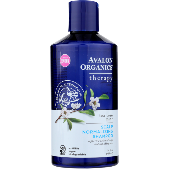 Avalon OrganicsTea Tree Mint Therapy Shampoo