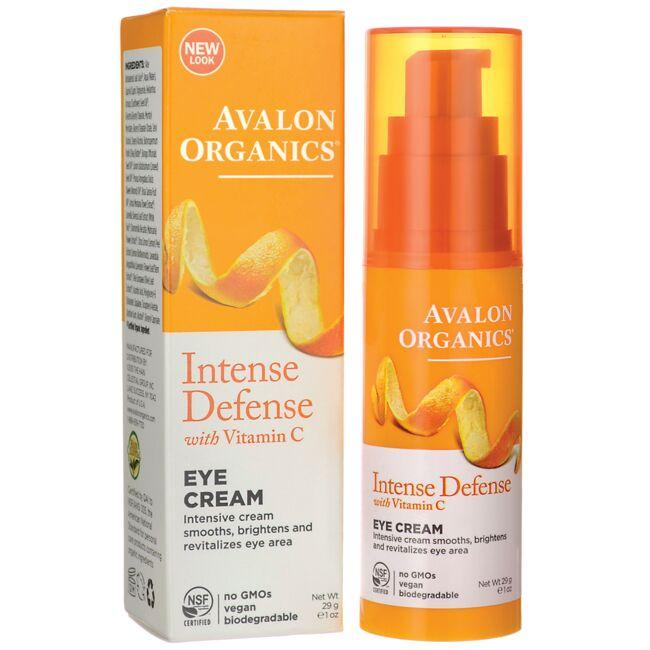 Avalon OrganicsIntense Defense Eye Cream with Vitamin C