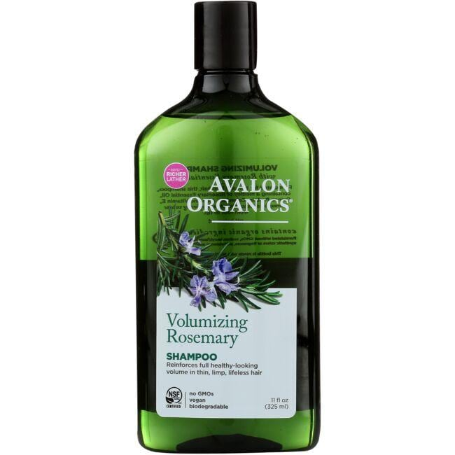 Avalon OrganicsVolumizing Rosemary Shampoo