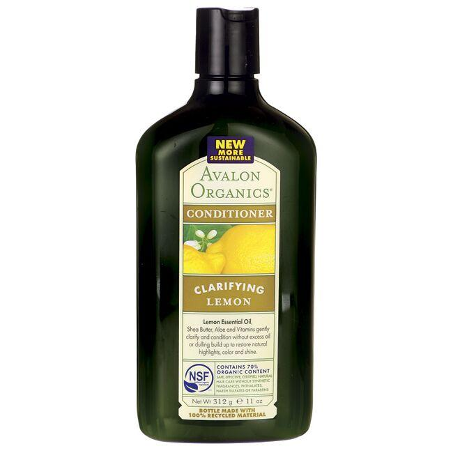 Avalon Organics Conditioner - Clarifying Lemon