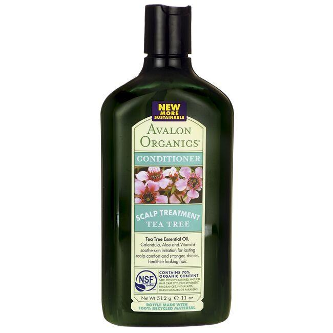 Avalon Organics Conditioner Scalp Treatment - Tea Tree