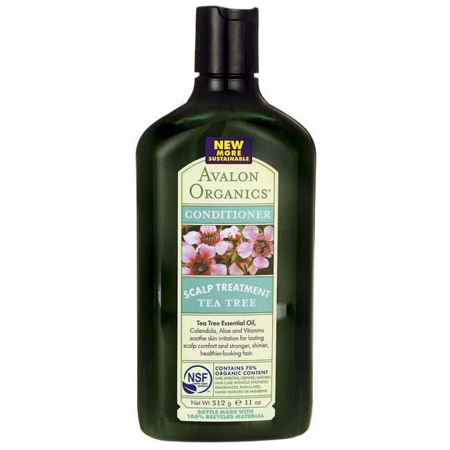 Avalon OrganicsConditioner Scalp Treatment - Tea Tree