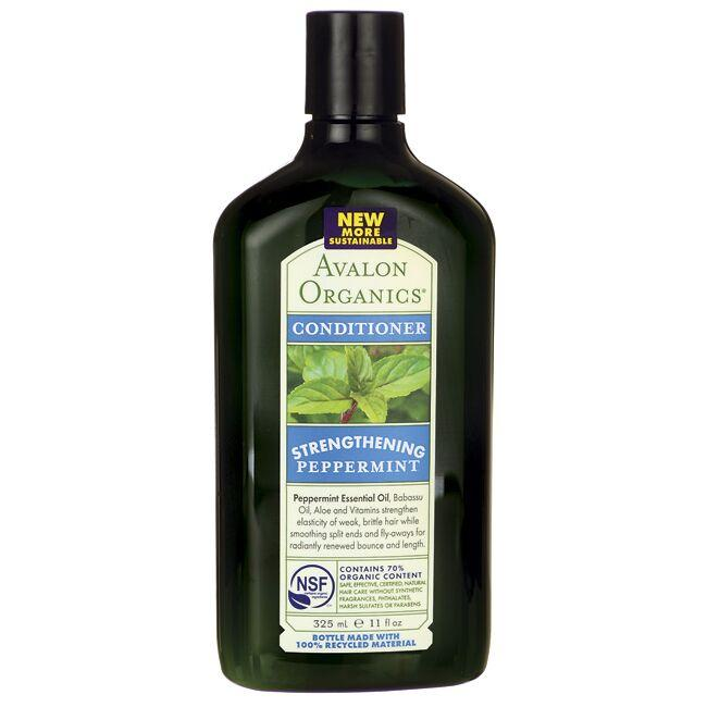 Avalon Organics Conditioner - Strengthening Peppermint