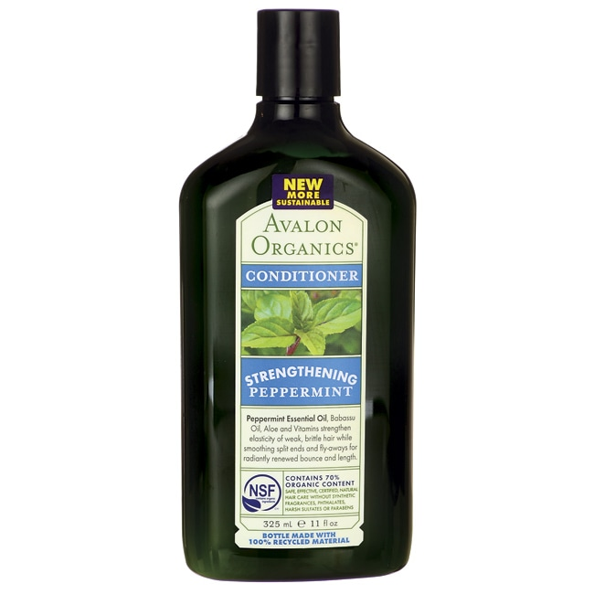 Avalon OrganicsConditioner - Strengthening Peppermint