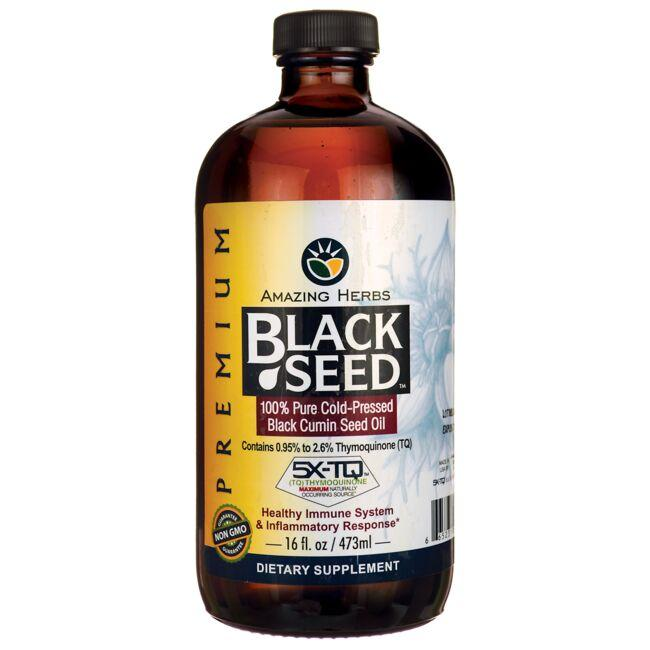 Amazing Herbs Premium Black Seed Oil