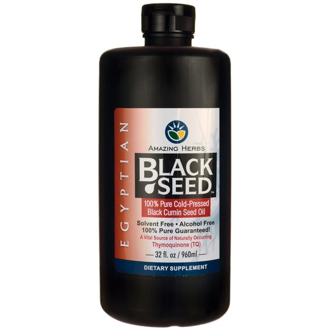 Herbs By Nature Black Seed Oil Reviews