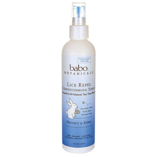 Babo Botanicals Lice Repel Conditioning Spray - Tea Tree Blend