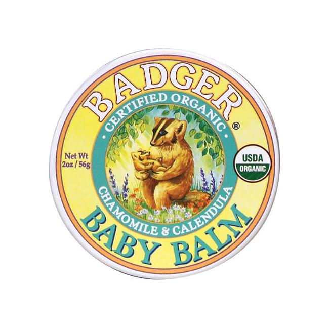 Badger Organic Baby Balm