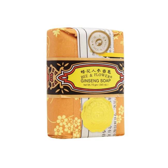 Bee & Flower Ginseng Soap