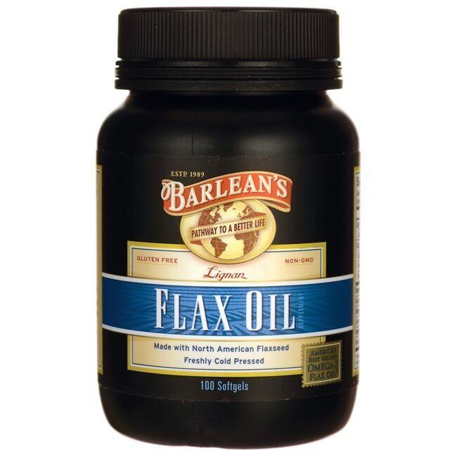 Barlean'sLignan Flax Oil