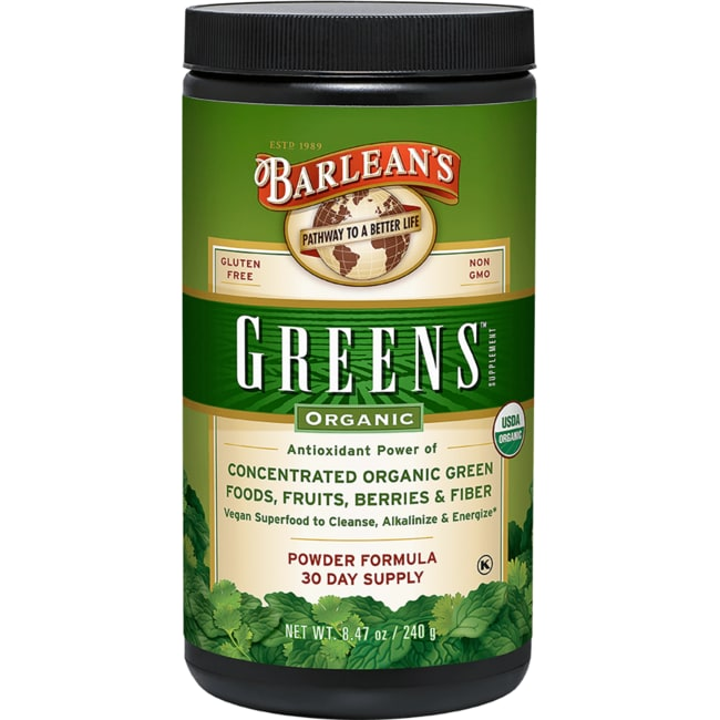 Barlean'sGreens