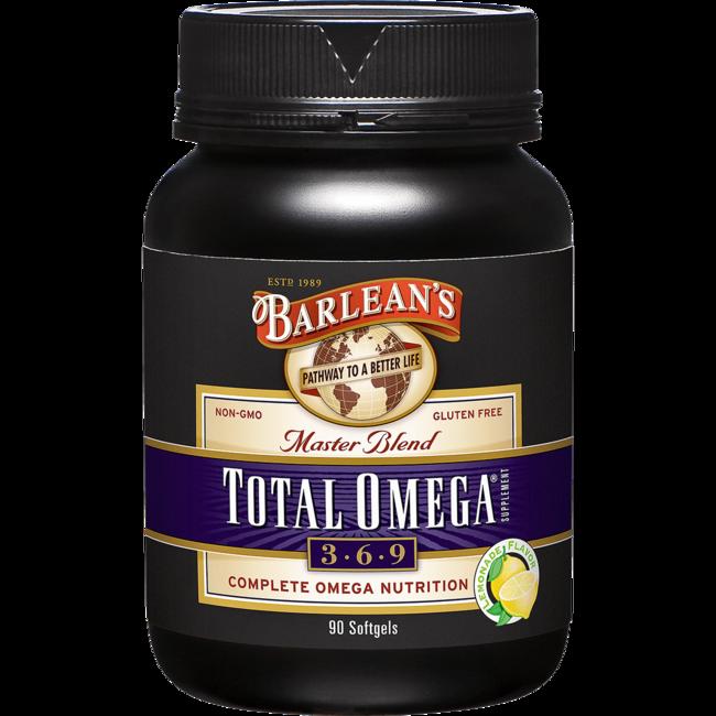 Barlean'sTotal Omega 3-6-9