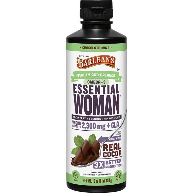 Barlean's Essential Woman - Chocolate Mint