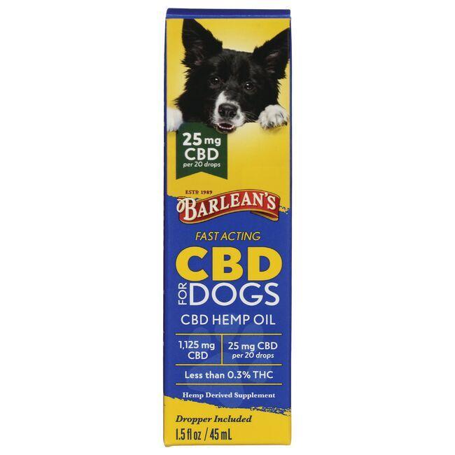 Barlean'sCBD for Dogs