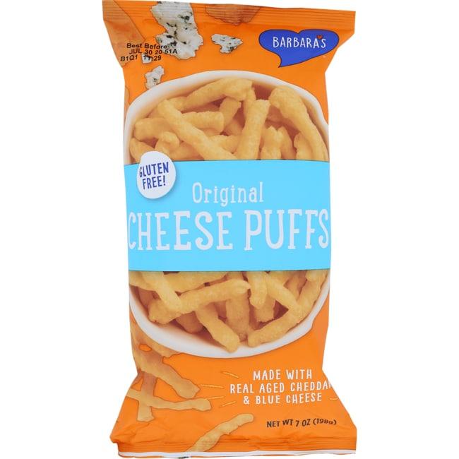 Barbara's Bakery Cheese Puffs Original